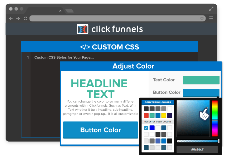 Clickfunnels Features Fundamentals Explained